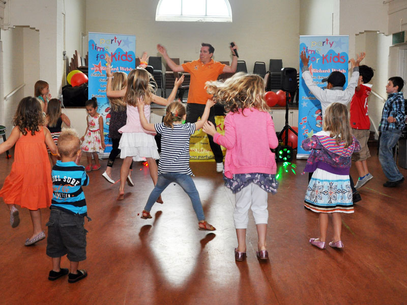 childrens party entertainment
