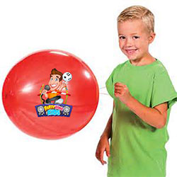 childrens party punch ball balloon